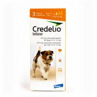 Antipulgas Credelio para Perros de 5.5 - 11 kg x 1Tab