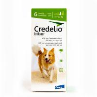 Antipulgas Credelio para Perros de 11 - 22 kg x 1Tab