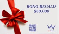 Bono Regalo Maximascotas $50.000